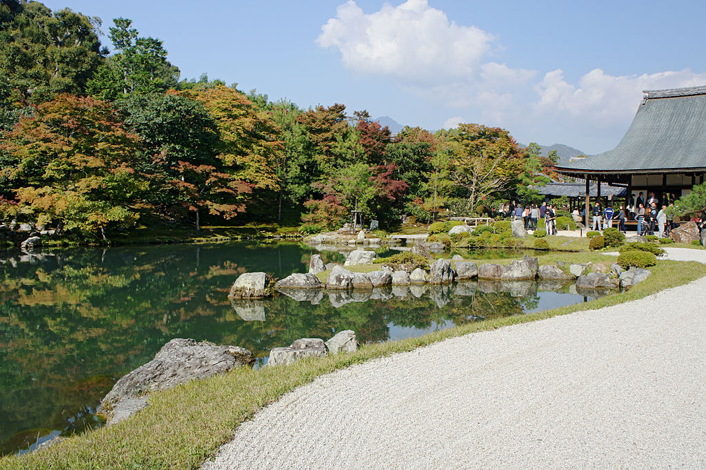 Japanese Zen Garden With Pond the 25 most inspiring japanese zen gardens | university zen gardens