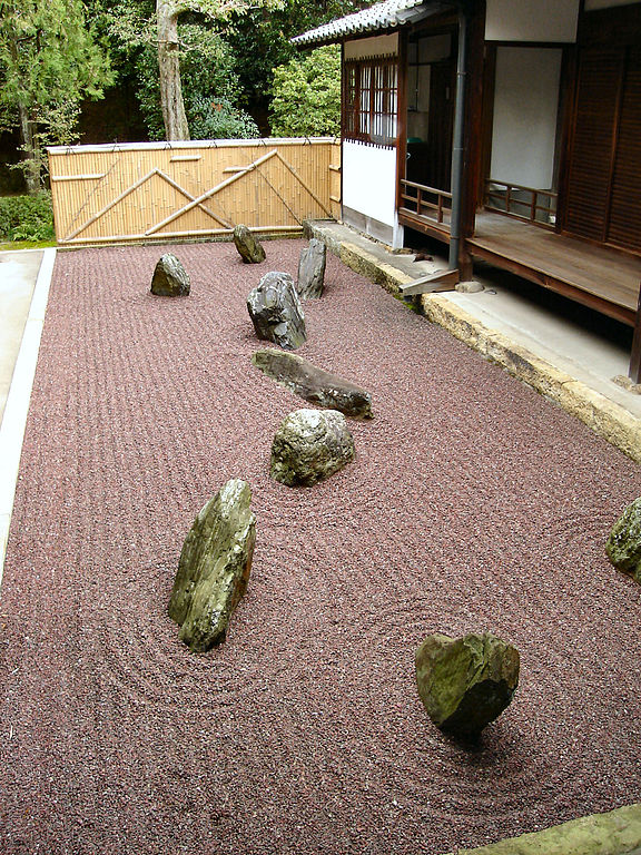 The 25 most inspiring japanese zen gardens university for Japanese meditation garden design