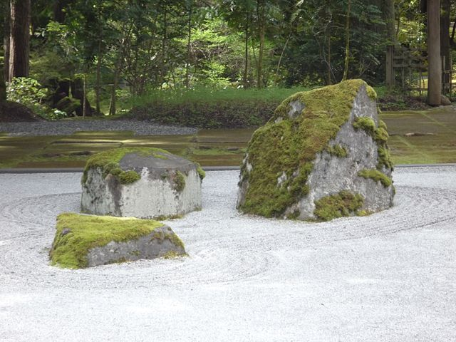 Japanese Zen Garden Water the 25 most inspiring japanese zen gardens | university zen gardens