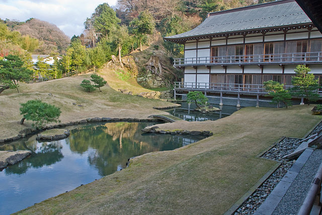 640px-Kenchoji_Pond