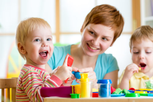 How is the Job Outlook for Early Childhood Education