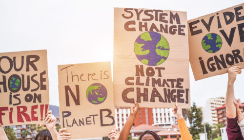What Can a College Do to Fight Climate Change?