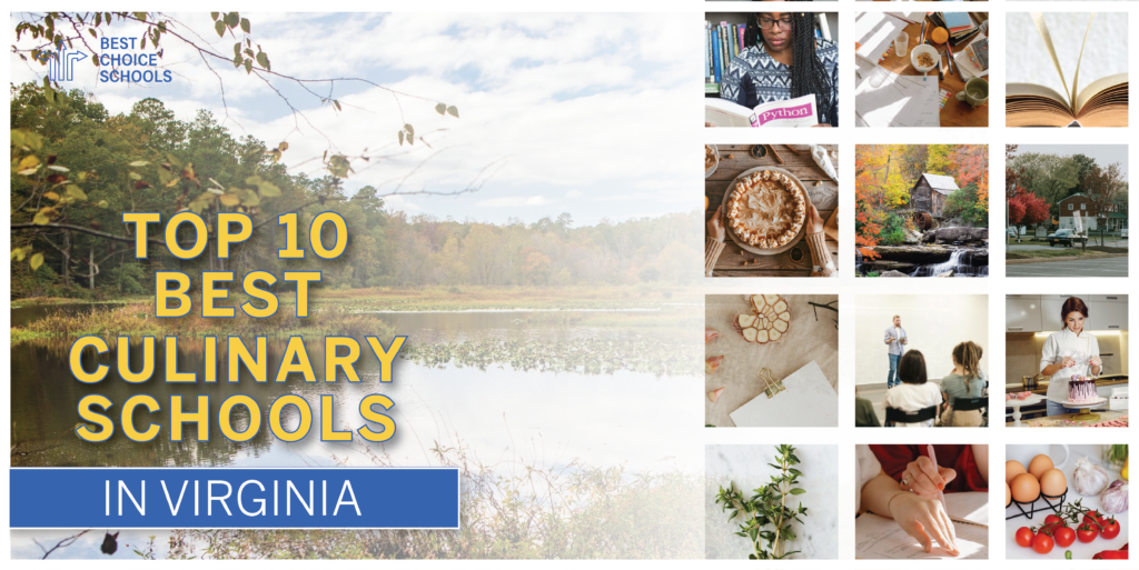 list of culinary schools in virginia