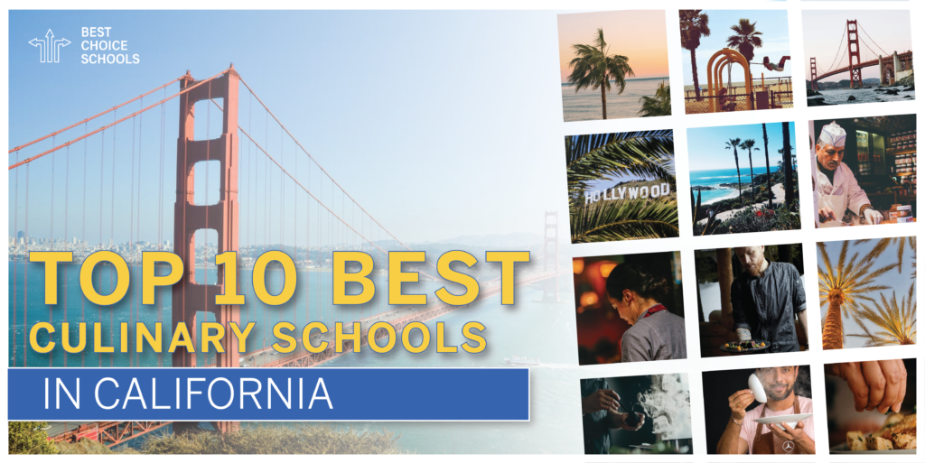 culinary schools in california