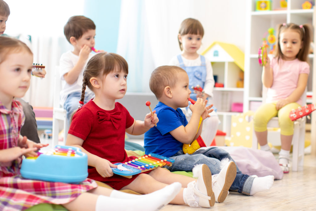 age groups for daycare