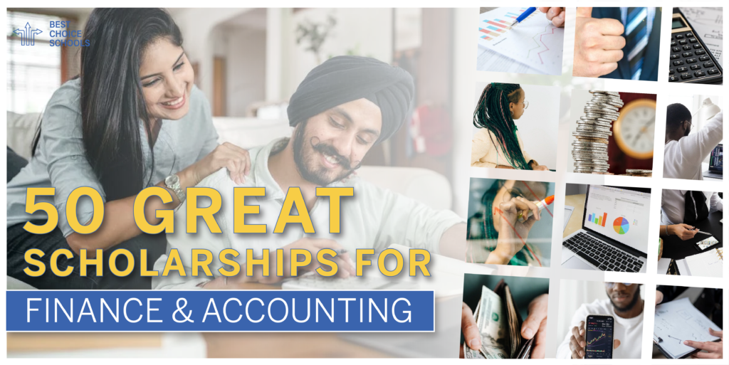 scholarships finance and accounting