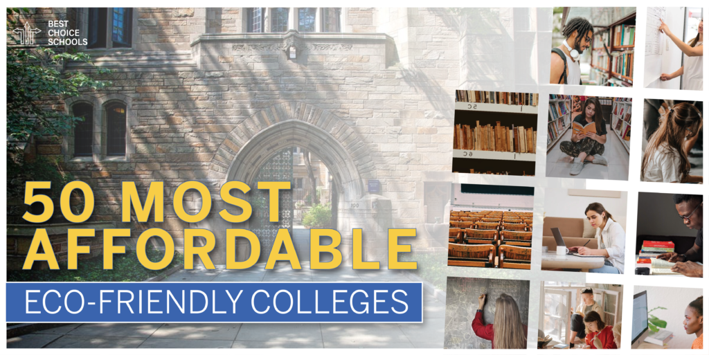 eco-friendly colleges